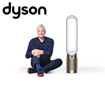 Dyson เปิดตัวพัดลมกรองอากาศรุ่นล่าสุดพร้อมเทคโนโลยีตรวจจับมลพิษ
