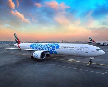 บินลัดฟ้ากับเอมิเรตส์สู่นครดูไบ พร้อมรับบัตรผ่านเข้าชม WorldExpo ฟรี