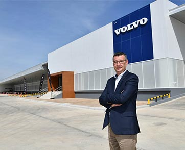 วอลโว่ คาร์ ขยายธุรกิจอย่างต่อเนื่อง เปิดตัวโชว์รูม และ ศูนย์บริการแห่งใหม่บน 2 ทำเลธุรกิจ