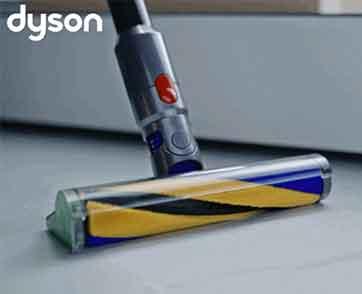 Dyson เปิดตัวเครื่องดูดฝุ่นไร้สายรุ่นแรกที่ใช้เทคโนโลยีการตรวจจับด้วยเลเซอร์