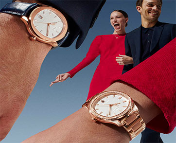 PIAGET WELCOMES THE NEW PIAGET POLO DATE in 36mm