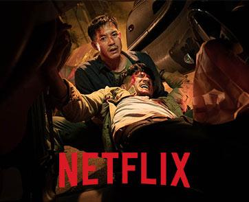 เนื้อหาแนะนำบน Netflix ประจำเดือนกันยายน 2564