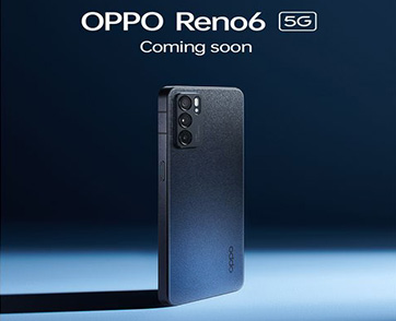 OPPO คอนเฟิร์ม! เตรียมพบกับ OPPO Reno6 5G รุ่นล่าสุด กับฟีเจอร์ Bokeh Flare Portrait Video