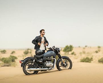 รอยัล เอนฟิลด์ เปิดตัวรถจักรยานยนต์รุ่นใหม่ล่าสุด Classic 350 ที่ประเทศอินเดีย