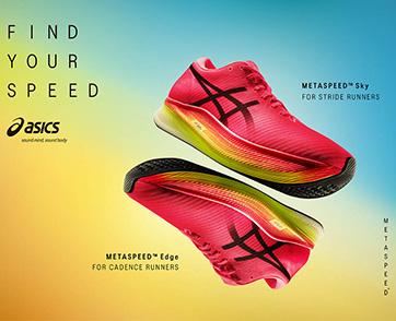 METASPEED™ SKY และ METASPEED™ EDGE รองเท้าสายสปีดยอดฮิตจาก ASICS