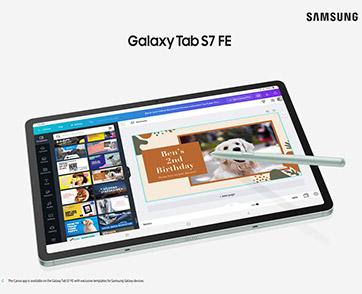 เพิ่มความโปรดัคทีฟทั้งเรียนและเล่นไปกับ Galaxy Tab S7 FE ไม่มัลติทาส์กตรงไหน เอา S Pen ในกล่องมาวง!