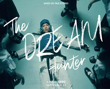 """OPPO จุดประกายความฝัน ดึง """"น้องเทนนิส"""" เล่าเส้นทางความสำเร็จ ผ่านไวรัลวิดีโอ """"The Dream Hunter"""""""