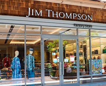 เซ็นทรัล วิลเลจ จัดงาน Jim Thompson Clearance Sale ลดสูงสุด 80%