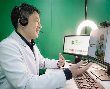 สมิติเวชผู้นำด้าน Virtual Hospital จัดแพทย์เฉพาะทาง 642 คน ดูแลผู้ป่วยผ่านออนไลน์