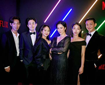 ทัพดาราแถวหน้าจากผลงานโดย NETFLIX ตบเท้าร่วมงานเทศกาลภาพยนตร์นานาชาติปูซาน