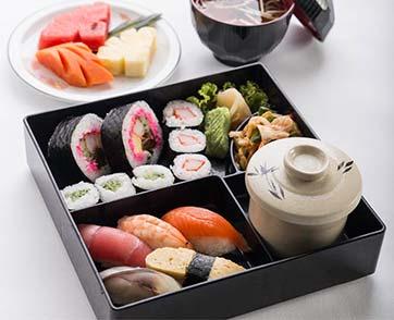 คนรักอาหารญี่ปุ่นไม่ควรพลาด เบนโตะเดลิเวอรี่ ณ โรงแรมคามิโอ แกรนด์ ระยอง