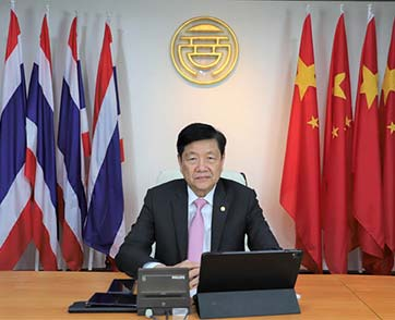หอการค้าไทย-จีน เผยดัชนีความเชื่อมั่นไตรมาส 4 ชี้สัญญาณตลาดจีนฟื้น คาด GDP ปี'64 ชะลอตัว