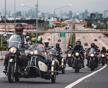 รอยัล เอนฟิลด์ One Ride 2021 ครั้งที่ 10 ของกิจกรรมขับขี่พร้อมกันทั่วโลก สนับสนุนการท่องเที่ยวอย่างรับผิดชอบ