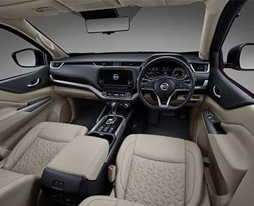 นิสสันแนะวิธีดูแลภายในรถหรูให้ดูดีอยู่เสมอเพื่อต้อนรับภายในสีเบจ และสีทูโทนดำ-แดงเบอร์กันดี ของนิสสัน เทอร์ร่า ใหม่
