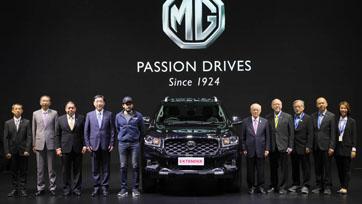 MG ตอกย้ำความมั่นใจรถกระบะพันธุ์ยักษ์ NEW MG EXTENDER
