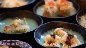 ติ่มซำอิ่มไม่อั้นฉลองเทศกาลแห่งความสุข  ห้องอาหารจีนเย่า โรงแรม แบงค็อกแมริออท เดอะ สุรวงศ์
