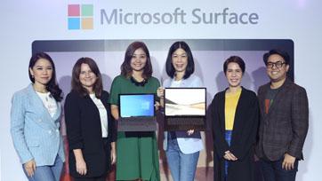 Surface Laptop 3 และ Surface Pro 7 วางจำหน่ายในไทยแล้ว
