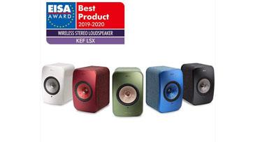 ก้าวไปอีกขั้นกับ KEF LSX สุดยอดนวัตกรรมลำโพง Wireless Stereo
