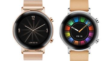 รับปีใหม่ด้วยสมาร์ทวอช HUAWEI Watch GT 2 ขนาด 42 mm