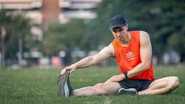 แมทธิว ดีน นำทัพศิลปินดาราร่วมวิ่งบุรีรัมย์ มาราธอน 2020