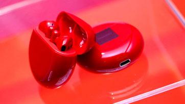 HUAWEI FreeBuds 3 RED EDITION พร้อมวางจำหน่ายต้อนรับวันวาเลนไทน์