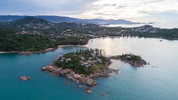 Cape & Kantary Hotels จัดทริปเที่ยว 7 วัน 15 ที่พักสุดหรู