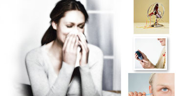HOW TO BEAT YOUR ALLERGY