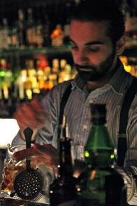 Luca Cinalli Bacardi True Rum Night #3