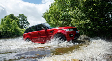 The All New Range Rover Sport