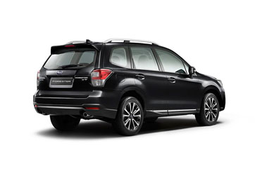 The New Forester
