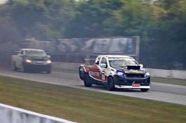 Nitto 3K Kumho Racing Car Thailand 2015