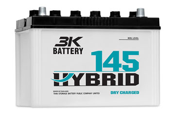 3K Active Hybrid 145 Dry charged