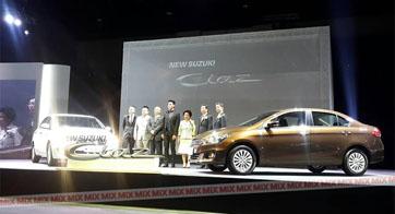 New Suzuki Ciaz