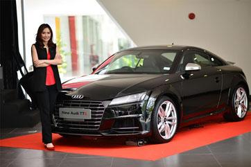 Audi Center Bangkok