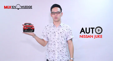 Auto Review Nissan Juke