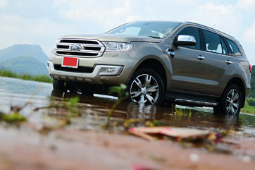 All New Ford Everest