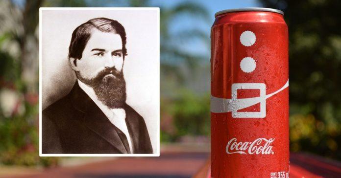 จอห์น สติท แพมเบอร์ ภาพจาก cocaine.org/coca-cola/index.html